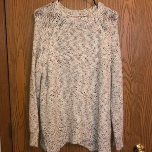 Target Mossimo brand oversized sweater